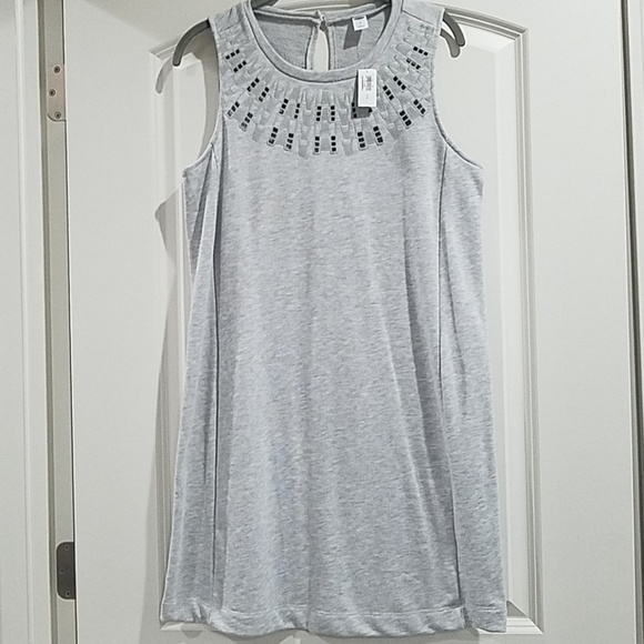 Old Navy Dresses & Skirts - Gray tshirt dress size small from Old Navy